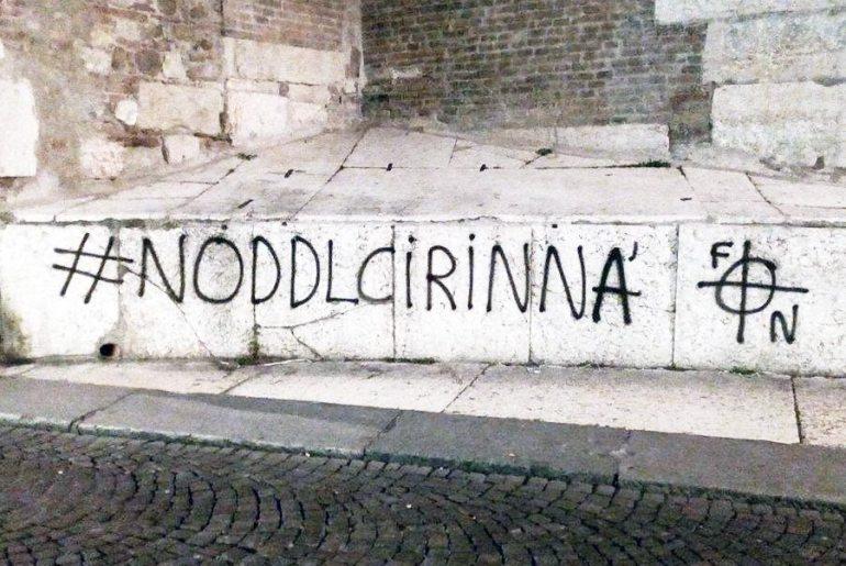 Verona, tra neofascisti ed estremisti cattolici