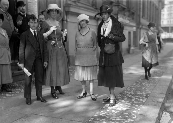 Primo congresso internazionale sulle scienze sessuali, 1920