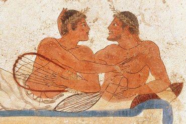 Storia letteraria dell'omosessualità: Il nostro Passato Remoto