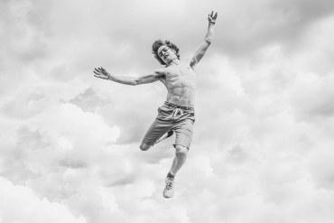 Il coraggio di saltare