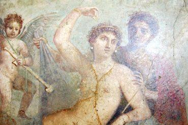 Venere, vera madrina del Pompei Campania Pride?