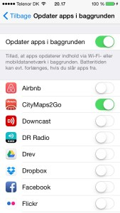 opdater-apps-i-baggruden