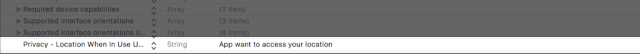 Getting user location in swift4 - tutorial
