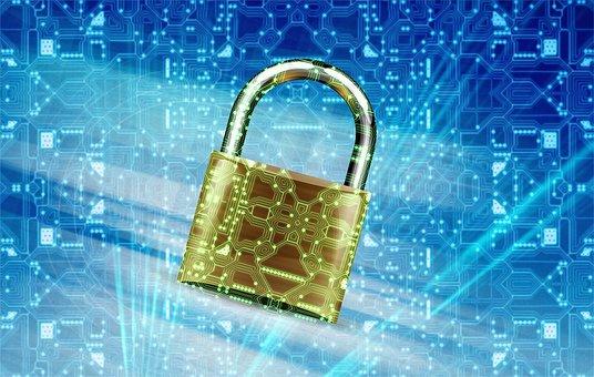 Lock Cyber Image