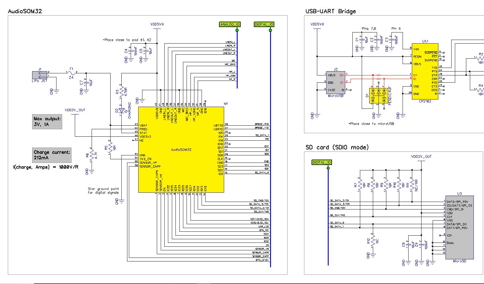 order-pcbs-online-audiosom32-development-kit-schematic