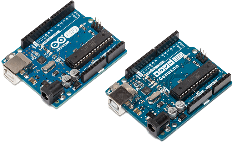 Different types of Arduino Boards