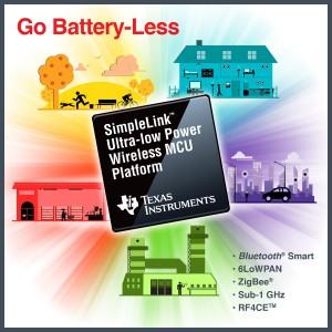 TI Battery-Less