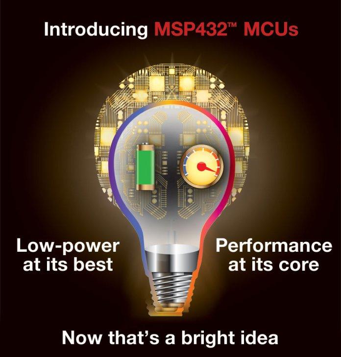 TI MSP432 Bright Idea
