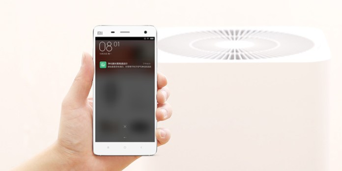 Xiaomi Air Purifier App