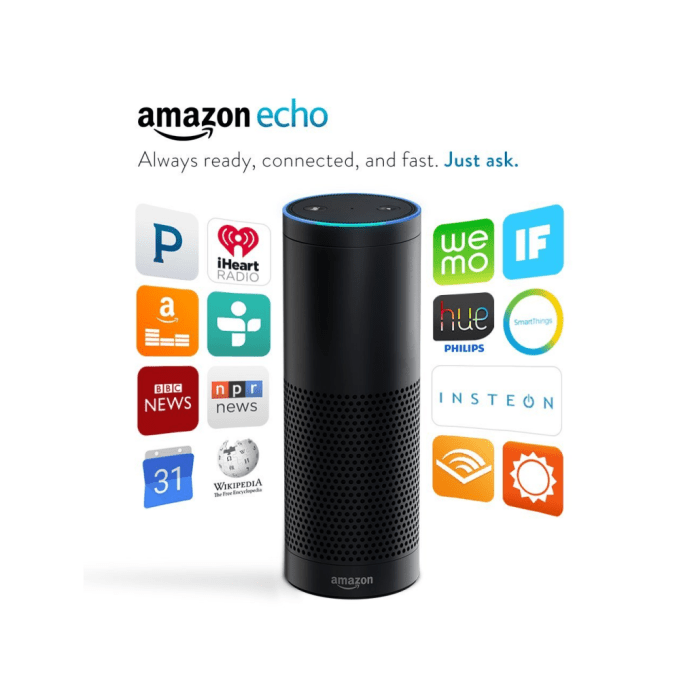 Amazon Echo - IoT - Internet of Things