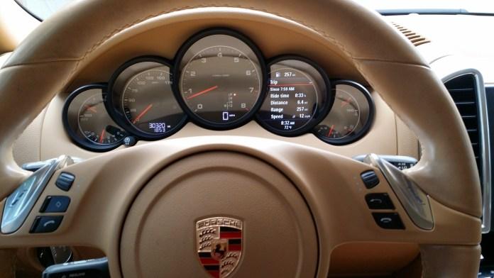 Porsche Telematics