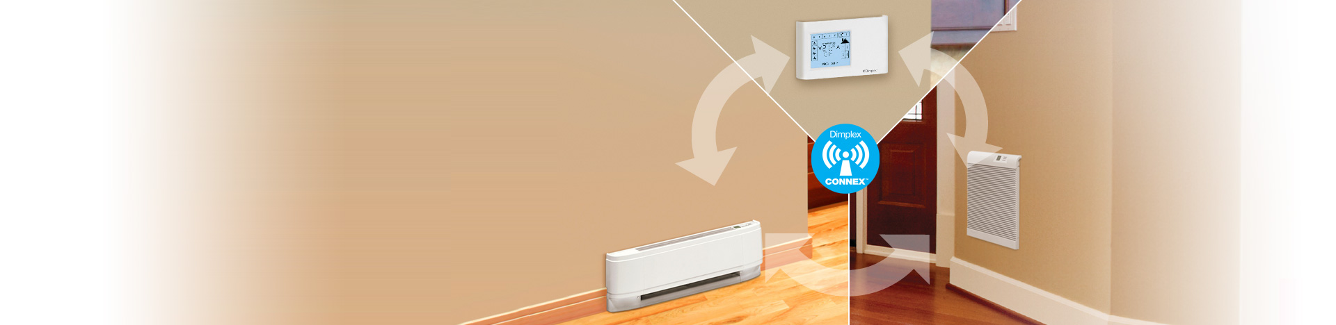Dimplex Uses Ayla Iot Technology To Enhance Its Next Generation Residential Electric Heaters Networks Announced That It Is Working In Partnership With North America Incorporate Into Heating