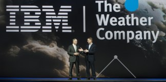 IBM Bob Picciano The Weather Company David Kenny