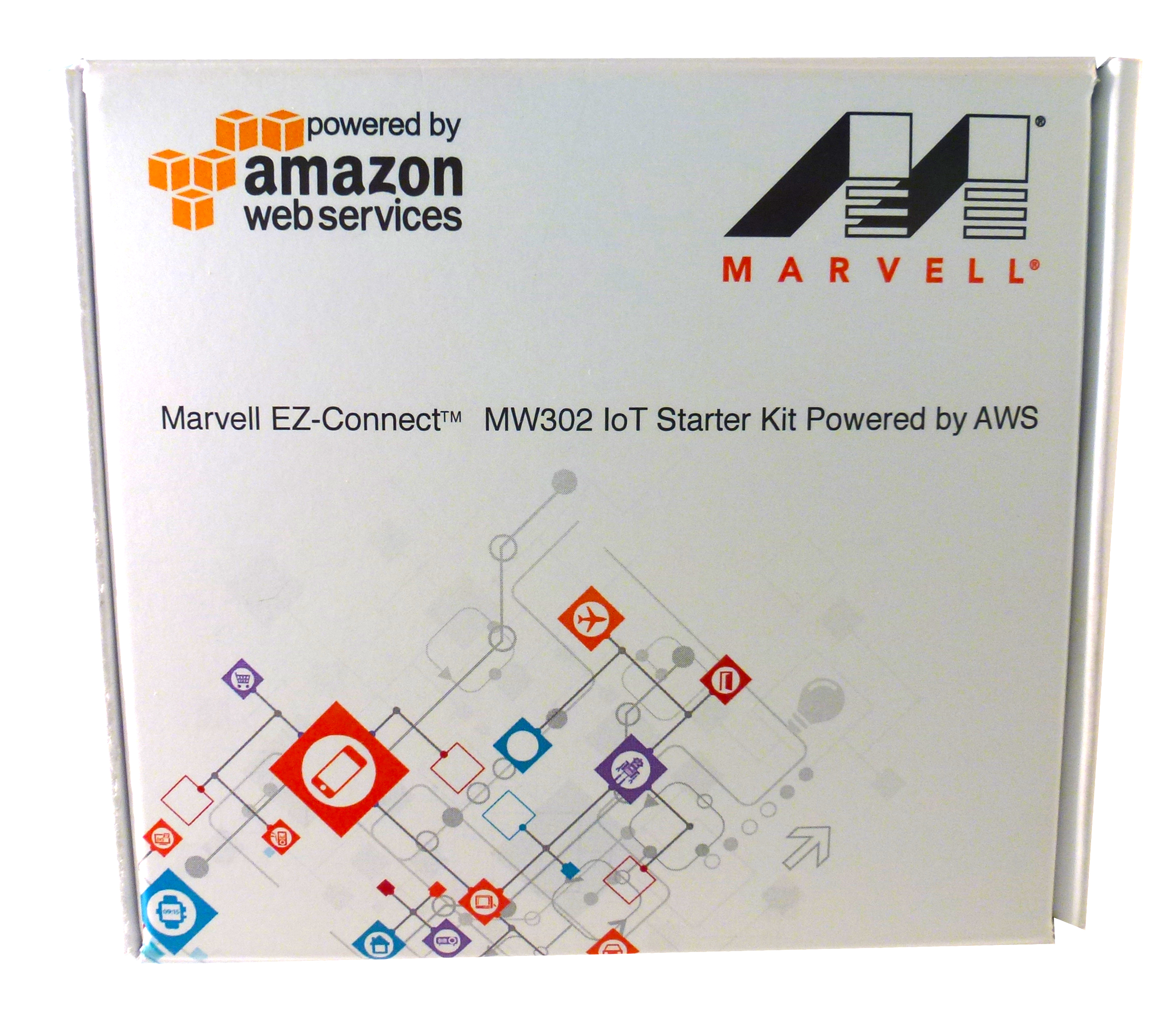 Marvell Introduces the Marvell EZ-Connect MW302 IoT Starter