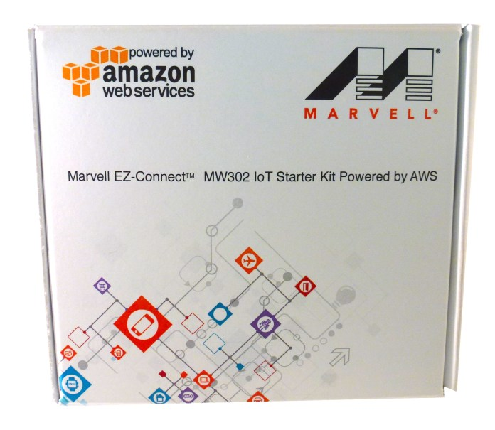 Marvell AWS IoT