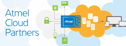 Atmel Cloud Partners