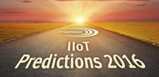 Freewave IIoT Predictions 2016