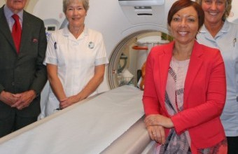 SP CT Scanner