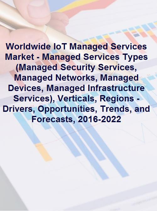 Worldwide IoT Managed Services Market