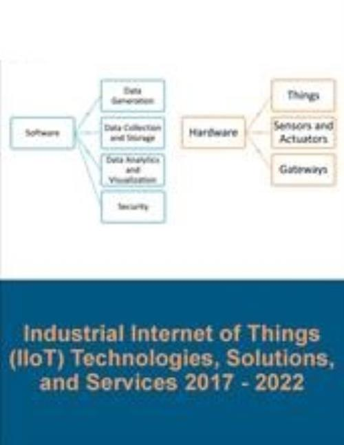 INDUSTRIAL INTERNET OF THINGS (IIOT) TECHNOLOGIES, SOLUTIONS, AND SERVICES 2017 - 2022