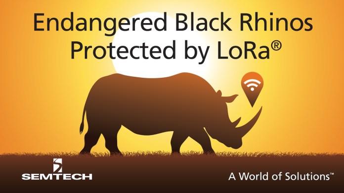 Semtech LoRa Protected Rhino