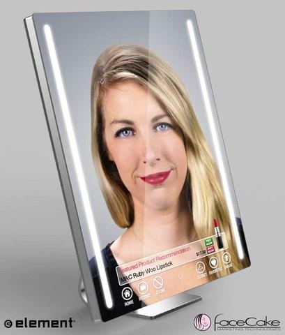 Smart Vanity Mirror
