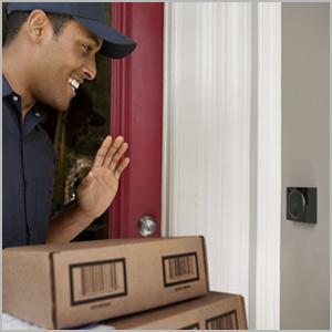August Doorbell Door