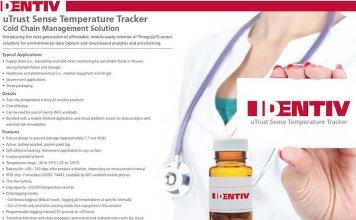 identiv utrust temperature sensor