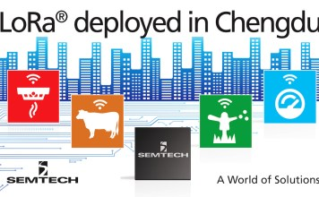 Semtech LoRa ChinaMobile