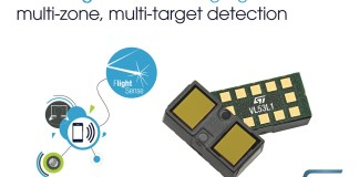 STMicroelectronics 3rd-gen ToF Sensor