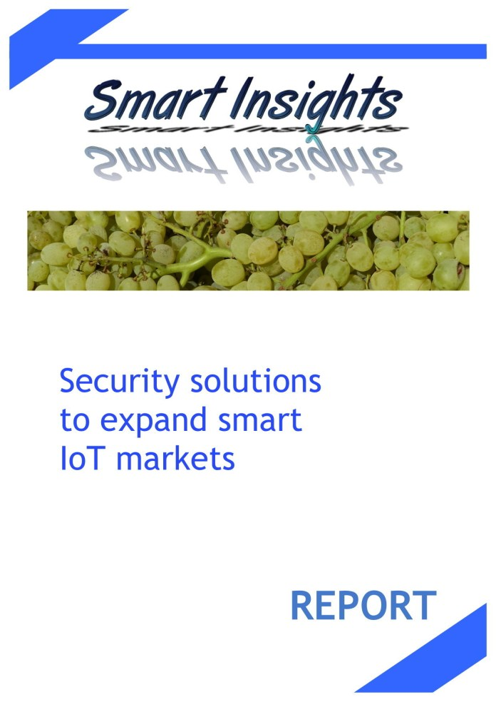 Security solutions to expand smart IoT markets
