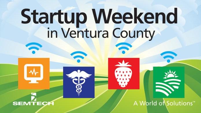 Semtech Startup Weekend