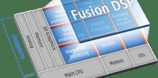cadence Tensilica Fusion-DSP