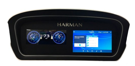 Harman Digital Cockpit