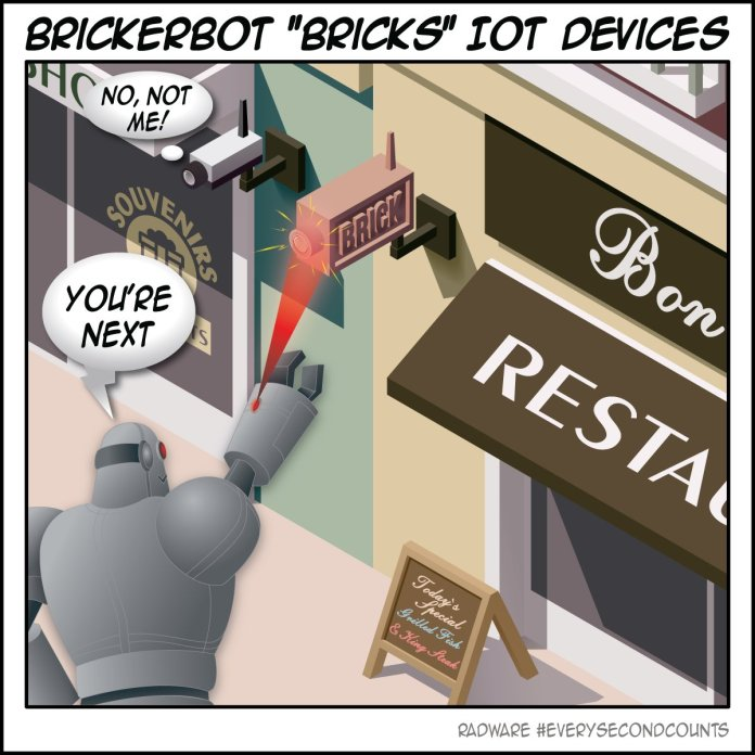 Radware Brickerbot