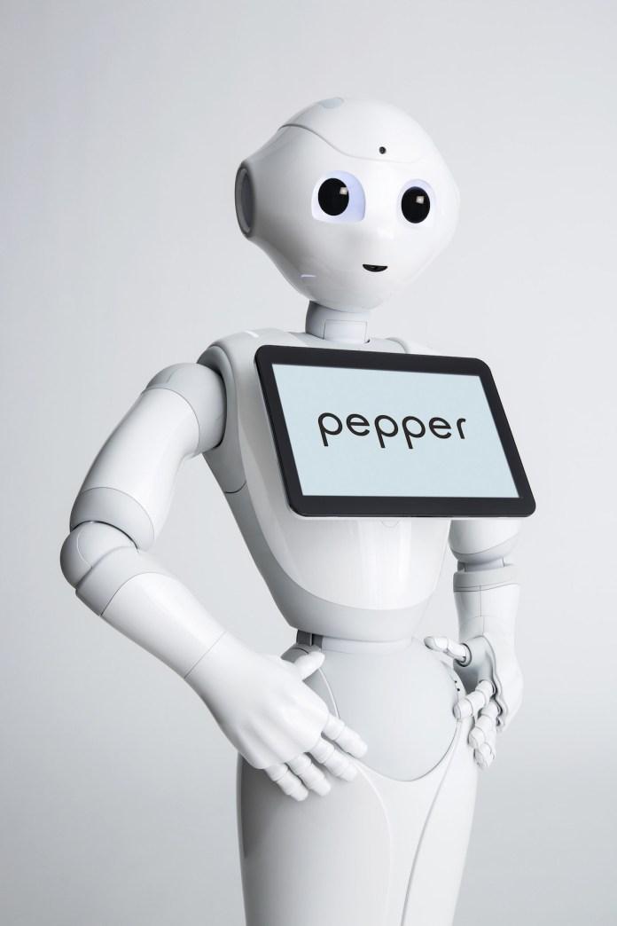 SoftBank Robotics America Pepper
