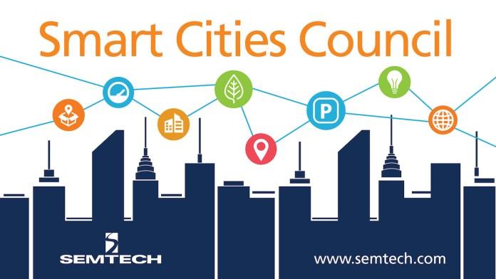 Semtech Smart Cities Council