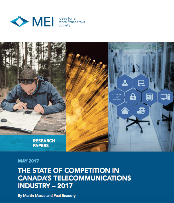 The State of Competition in Canada's Telecommunications Industry