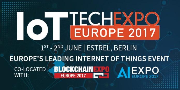 iot tech expo europe