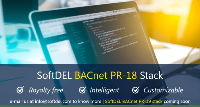 SoftDEL BACnet Stack 18