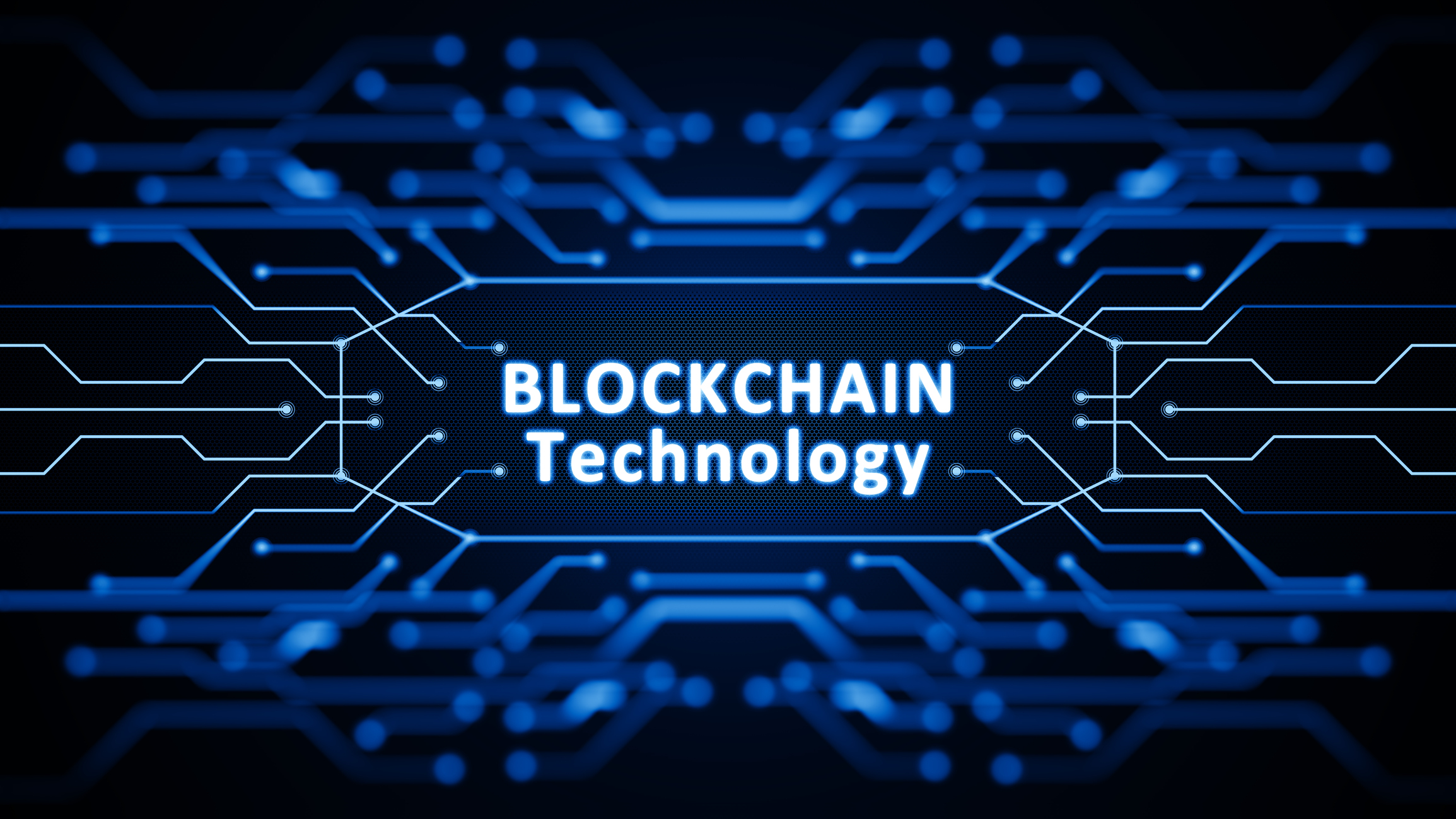 blockchain technology energy iot industry creates potential things internet optimization