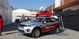 Mobile Rapid Response Vehicle