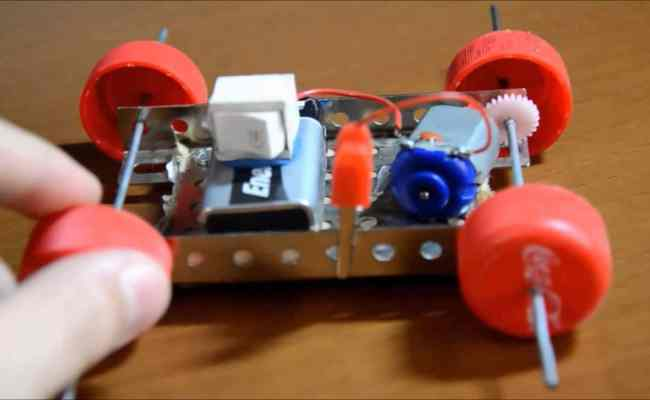 Rc Robot Using The Internet Of Things Profit From Iot