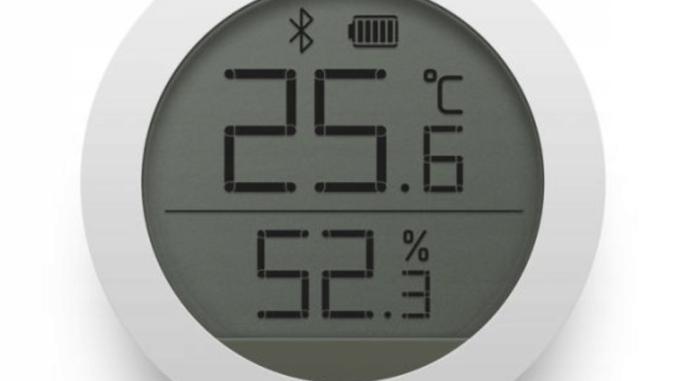 Xiaomi Mijia Bluetooth Humidity and Temperature sensor