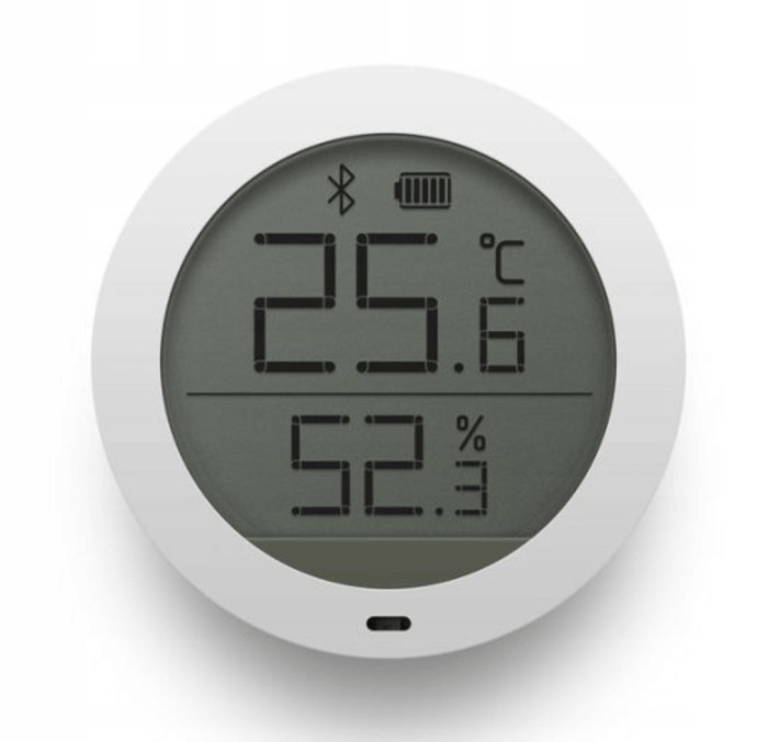 Xiaomi Mijia Bluetooth Humidity and Temperature sensor
