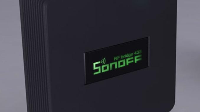 Sonoff RF Bridge 433MHz