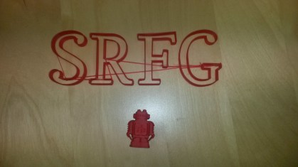 We have additionally printed the Salzburg Research (SRFG) logo