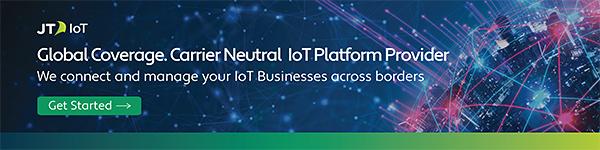 JT IoT banner