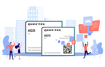 Quectel AG35 and AG15 mocules