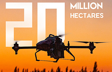 Chinese Agri-tech Giant XAG Defended 20-million-hectare Farmlands with Crop Spraying Drones